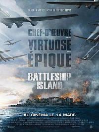 affiche sortie dvd battleship island