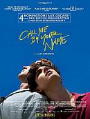 affiche sortie dvd Call Me By Your Name