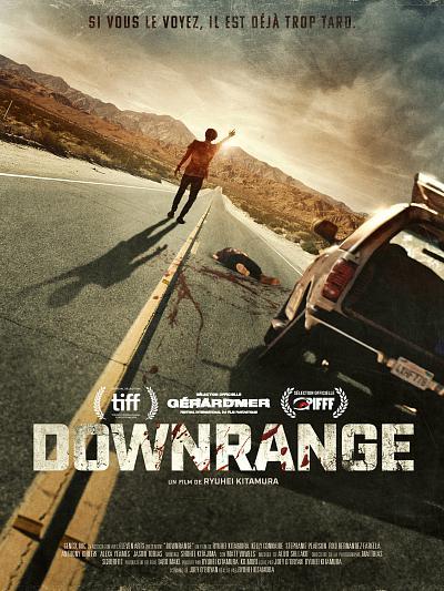 sortie vod, dvd et blu-ray Downrange