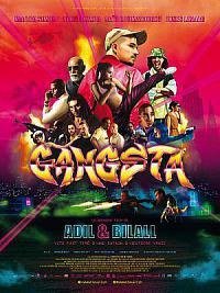 affiche sortie dvd gangsta