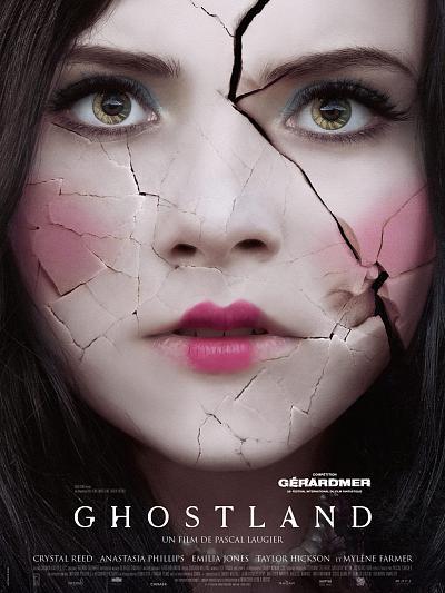 sortie vod, dvd et blu-ray Ghostland