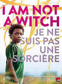 affiche sortie dvd i am not a witch