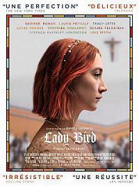 affiche sortie dvd lady bird