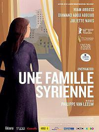 affiche sortie dvd une famille syrienne