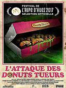 affiche sortie dvd l'attaque des donuts tueurs