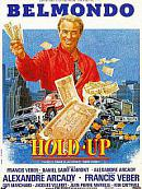 affiche sortie dvd Hold-Up