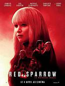 sortie Dvd Blu-ray Red Sparrow