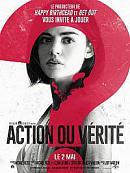 affiche sortie dvd action ou verite