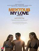 affiche sortie dvd Mektoub My Love - Canto Uno