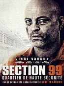 affiche sortie dvd section 99