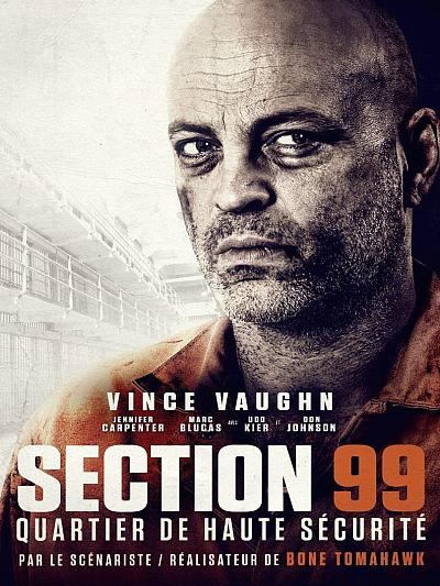 sortie vod, dvd et blu-ray Section 99