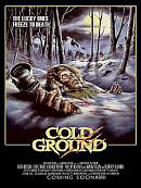 affiche sortie dvd cold ground