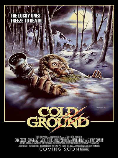 sortie vod, dvd Cold Ground