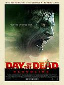 affiche sortie dvd day of the dead - bloodline