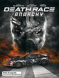 affiche sortie dvd death race 4 - anarchy