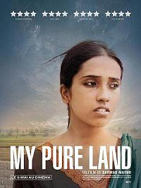 affiche sortie dvd my pure land