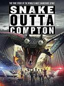 affiche sortie dvd Snake Outta Compton
