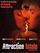 affiche sortie dvd Attraction fatale