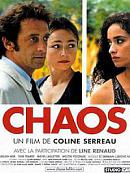 affiche sortie dvd Chaos