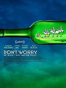 affiche sortie dvd don't worry, he won't get far on foot
