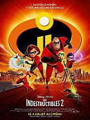 sortie Dvd Blu-ray Les Indestructibles 2