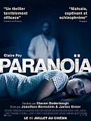 affiche sortie dvd paranoia