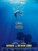 affiche sortie dvd under the silver lake