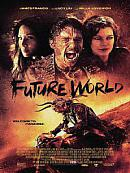 affiche sortie dvd Future World