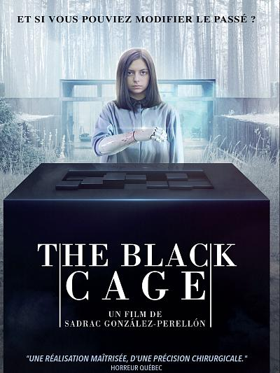 sortie dvd The Black Cage
