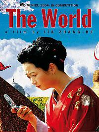 affiche sortie dvd the world