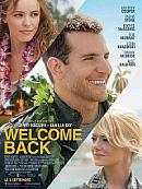 affiche sortie dvd Welcome Back
