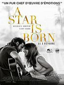 affiche sortie dvd A Star Is Born