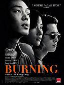 sortie Dvd Blu-ray Burning