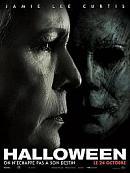 affiche sortie dvd halloween