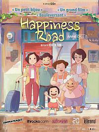 affiche sortie dvd happiness road