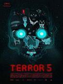 affiche sortie dvd terror 5
