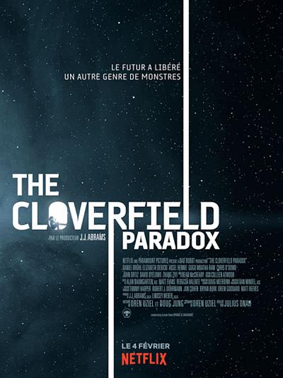 sortie dvd et blu-ray The Cloverfield Paradox