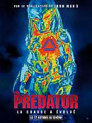 affiche sortie dvd the predator