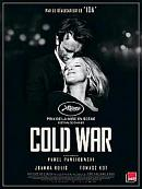 sortie Dvd Blu-ray Cold War