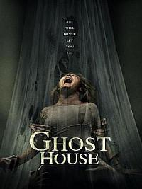 affiche sortie dvd ghost house