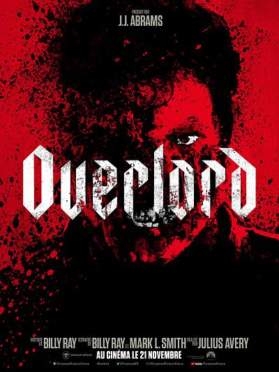 sortie vod, dvd et blu-ray Overlord