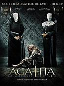 affiche sortie dvd st. agatha, la servante de l'enfer