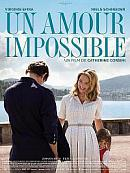sortie Dvd Blu-ray Un Amour impossible