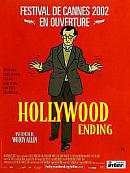 affiche sortie dvd Hollywood Ending