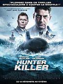 affiche sortie dvd Hunter Killer