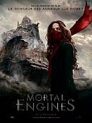 affiche sortie dvd mortal engines