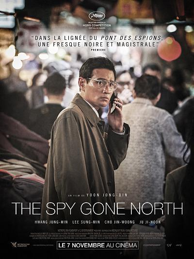 sortie vod, dvd et blu-ray The Spy Gone North
