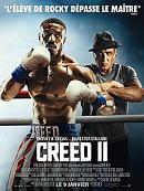 affiche sortie dvd creed ii