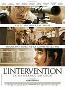 affiche sortie dvd L'Intervention