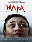 affiche sortie dvd mara